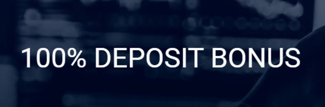 100% Bonus On Every Deposit – Amega FX