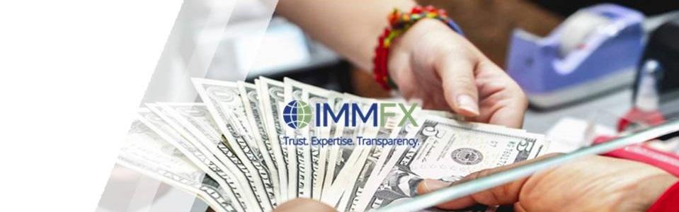 20% Welcome Bonus – IMMFX