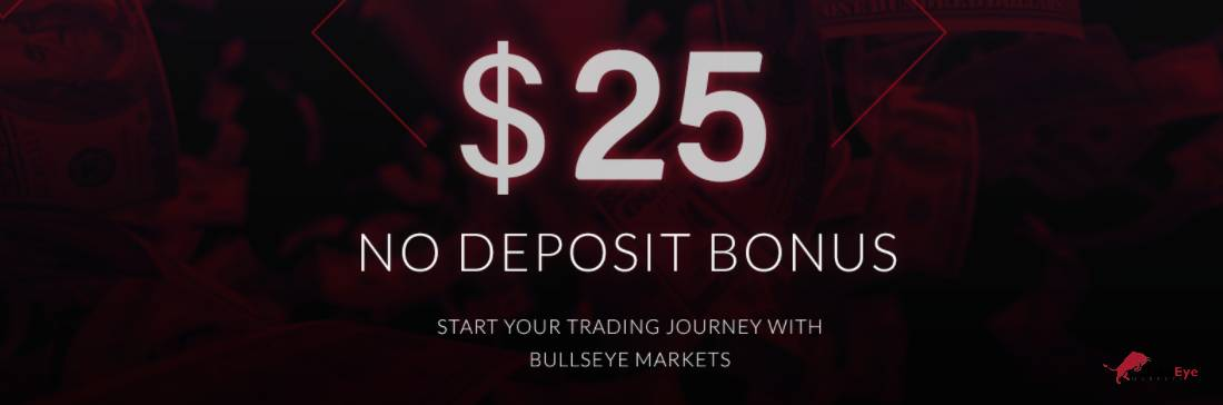 No Deposit Bonus – BullsEye Markets
