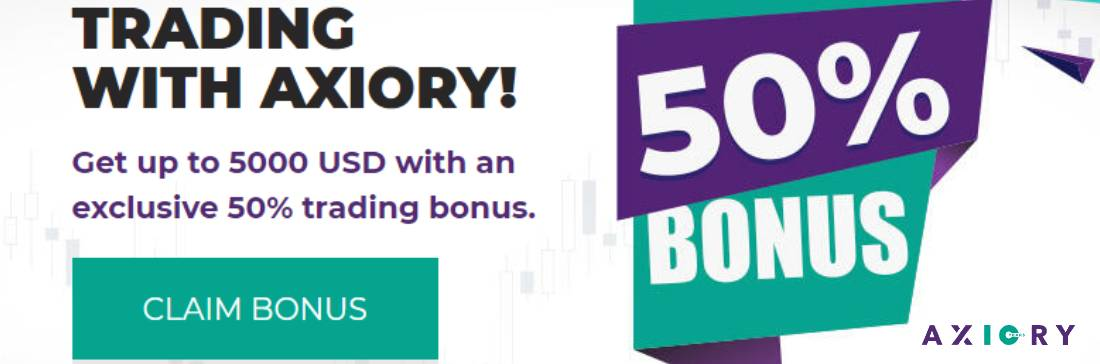 50% Deposit Bonus Upto 00 – Axiory