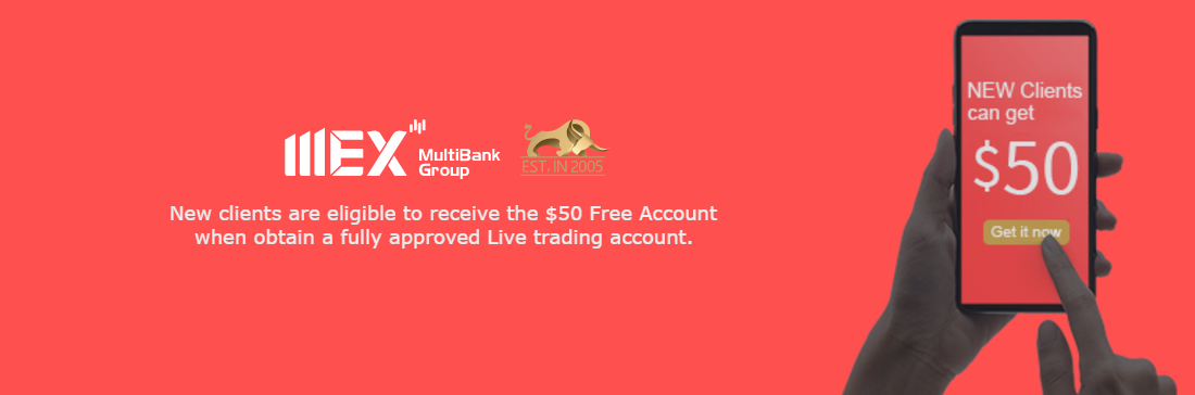 Free Account – MultiBank Exchange