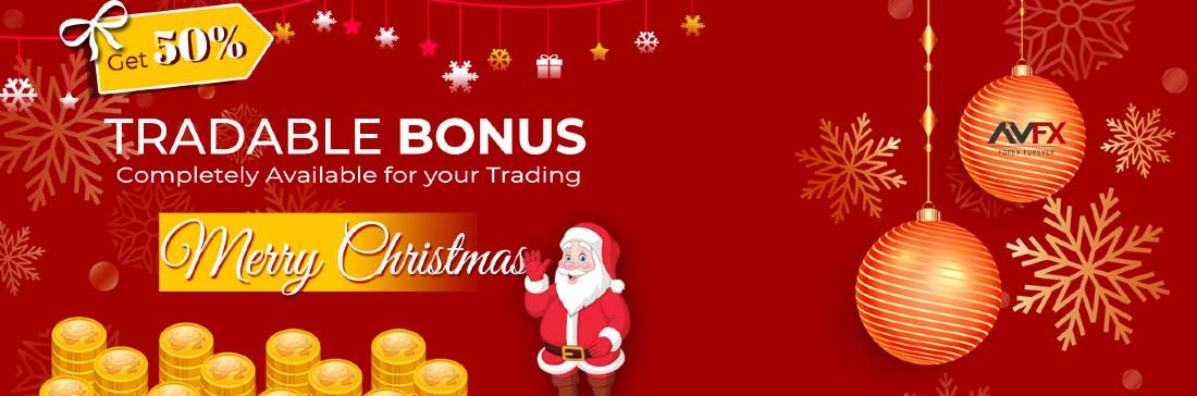 50% Tradable Bonus – AvFX