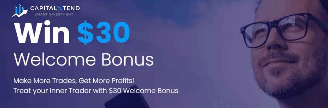 Win  Welcome Bonus – CapitalXTend