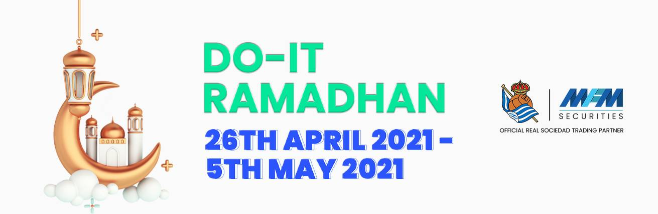 Do It Ramadhan Contest – MFM Securities