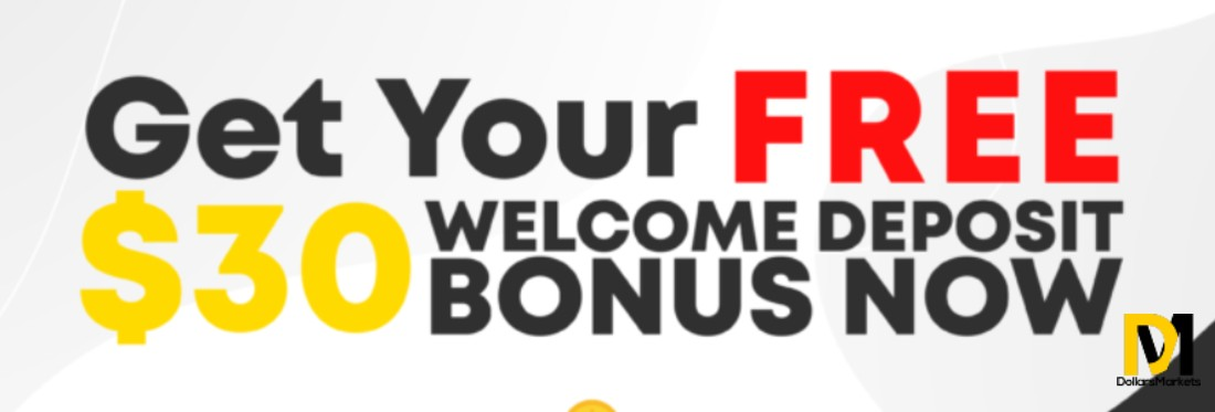 Dollar Markets |  Welcome Deposit Bonus
