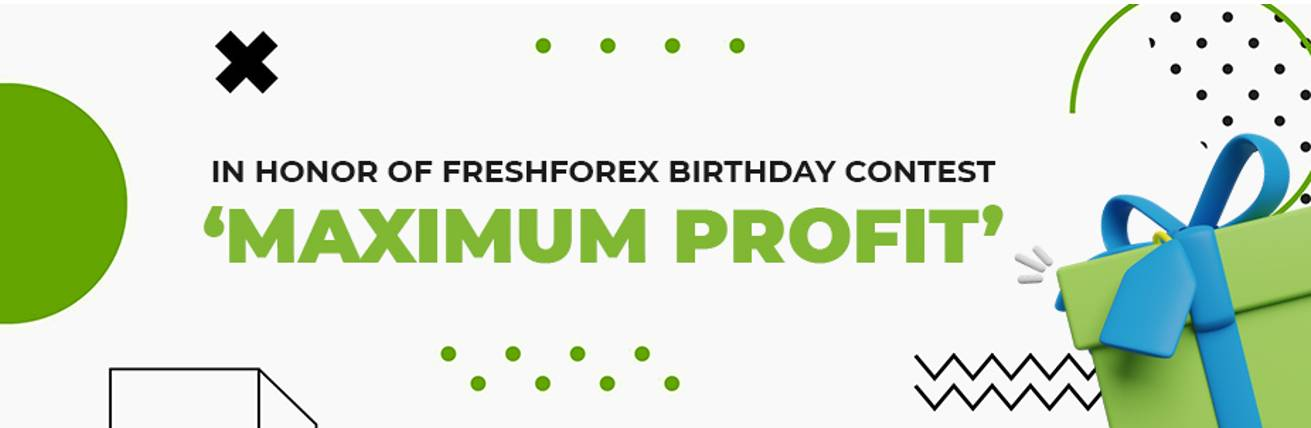 FreshForex Birthday Contest – FreshForex