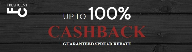 Up to 100% CashBackCashBack – FxProCent