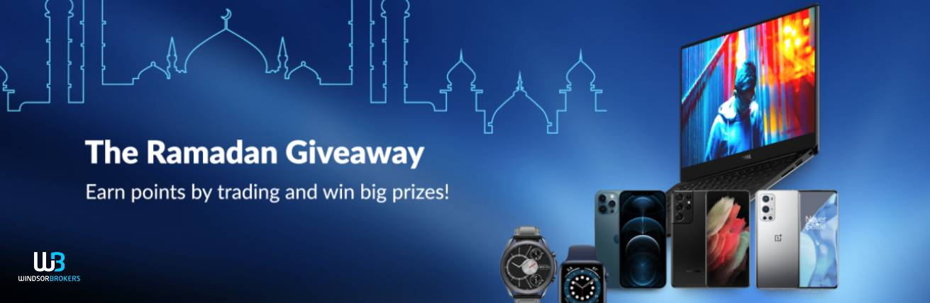 Ramadan Giveaway – Windsor Brokers