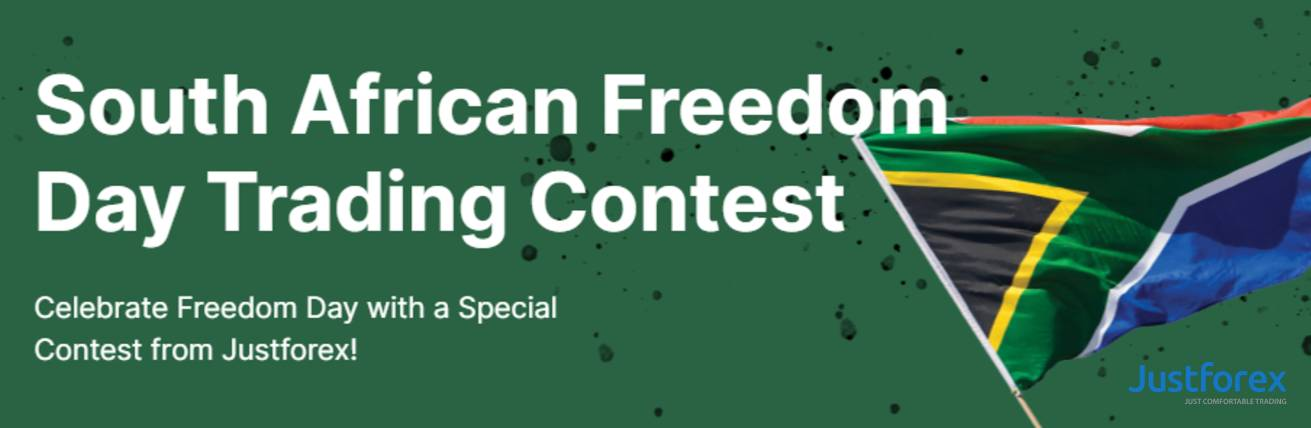 South African Freedom Contest – JustForex