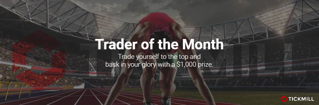 Trader of the Month Win ,000 – Tickmill